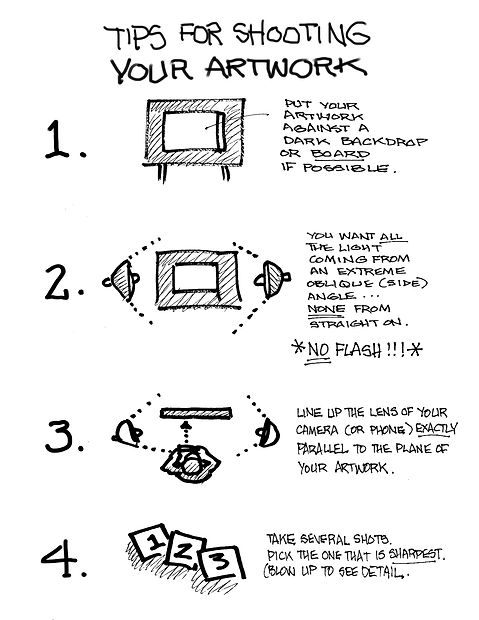 Tips for Shooting Your Artwork.jpg