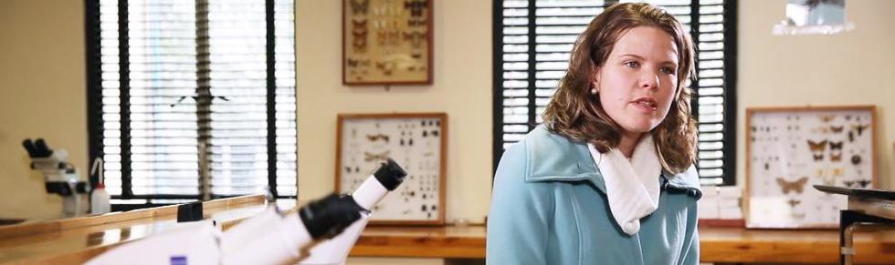 Doctor Lize Joubert-van der Merwe | NRF Green Economy post-fellow, Stellenbosch University
