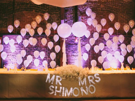 3 Undeniable Reasons to Love Balloons At Weddings