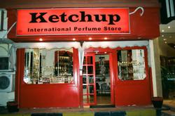 Ketchup perfume, Hurghada