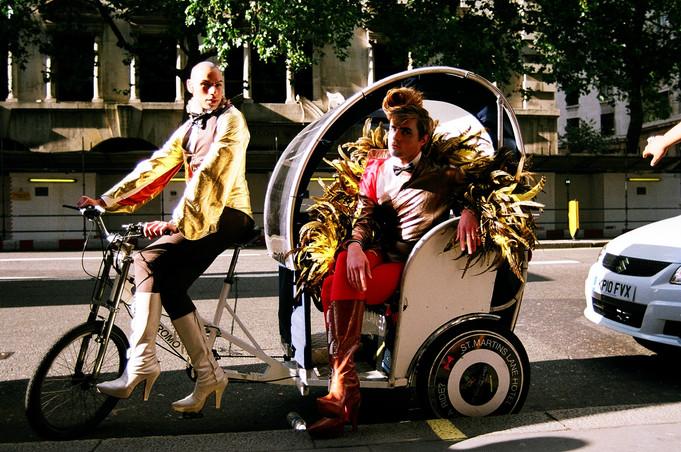 TCA men's couture does London