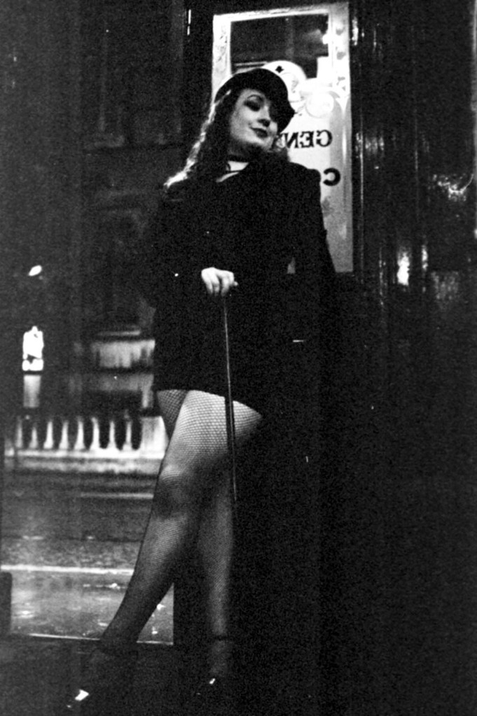 Jilly long legs and the Royal Courts of Justice