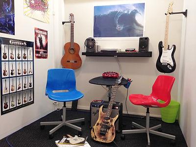 Equiped Guitar Studio