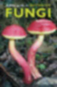 Bruce Fuhrer Fungi Guide Book