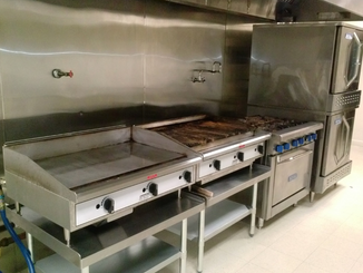 Commercial Galley