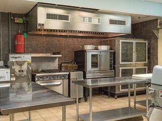 Commercial Kitchen Build