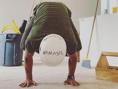 Yoga and Plumbing