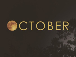 Spooky happenings in London this October!