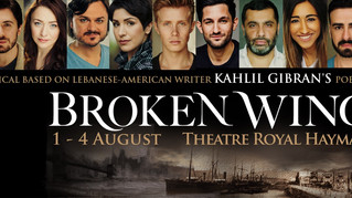 "Brand new musical ""Broken Wings"" debut's in London this August!"