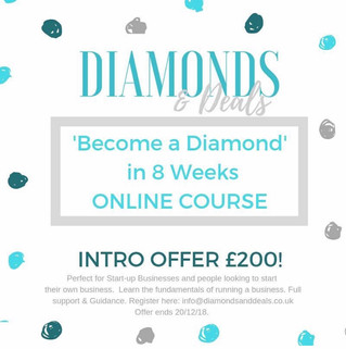 Diamonds & Deals is back with a BANG!