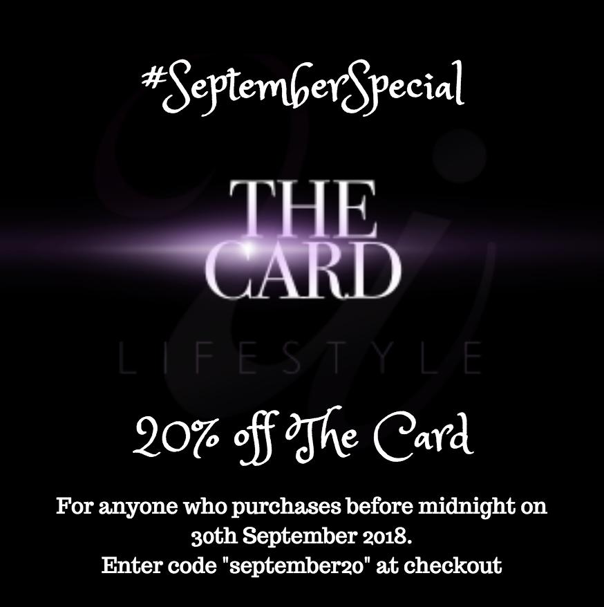 #SeptemberSpecial