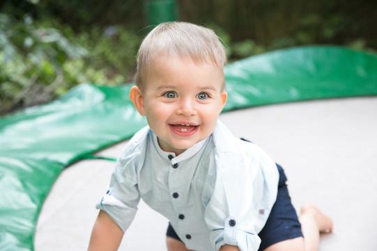 Fotos Fotografia festa de aniversário infantil são paulo sp menino 1 ano