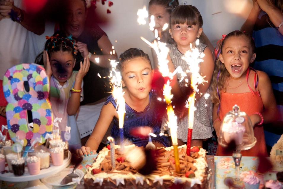 Fotos Fotografia festa de aniversário infantil são paulo sp parabéns menina