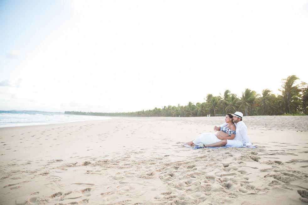 Ensaio Gestante em São Paulo. Melhor fotógrafa de São Paulo. Book Gestante na praia. Litoral norte
