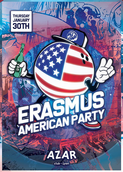 Erasmus American party Affiche web.jpg