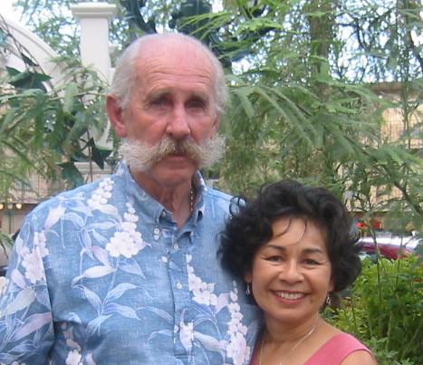 Duke Ogden and JoAnn Aguirre