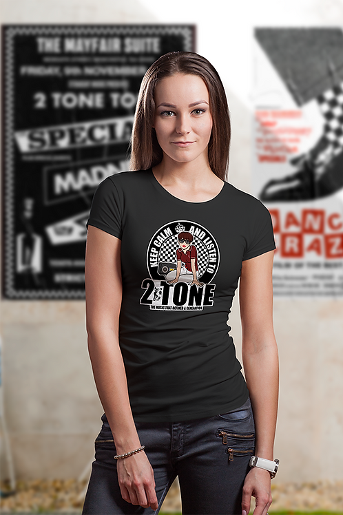 Keep Calm and Listen to 2 Tone