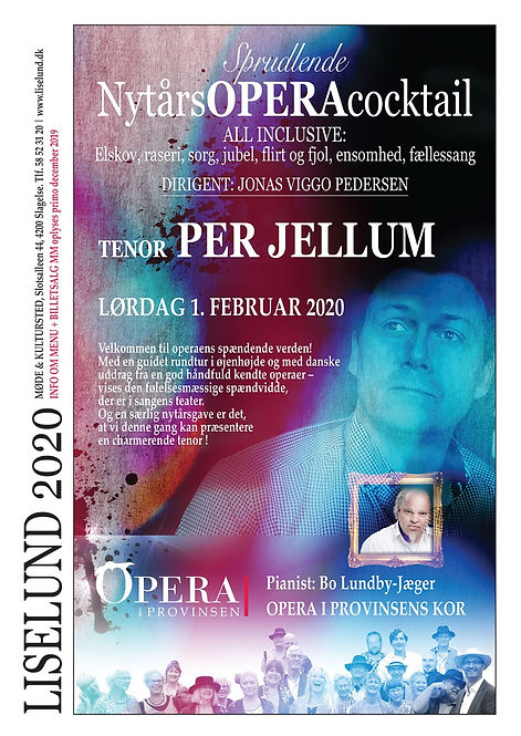 Opera i Provinsen, Per Jellum, Liselund,