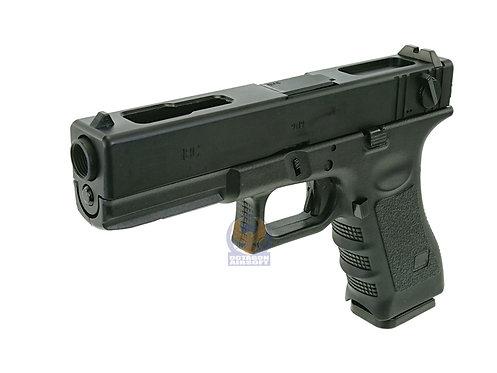 ARMY (R18) Metal Slide G18 GBB Full Auto Pistol.