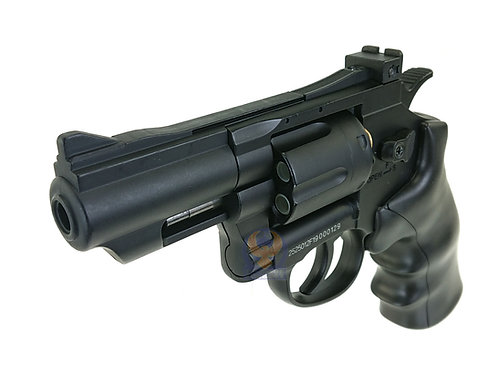 "WELL G296A Full Metal 2.5""Inch 6mm CO2 Revolver."