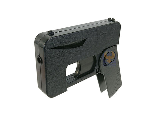 Toy Star SPY-1 Airsoft Pocket Gun.(Black).