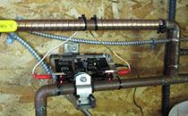 Anwendung Entkalkungsanlage und Wasserenthärtungsanlage