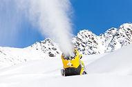 Schneeproduktion Entkalkungsanlage und Wasserenthärtungsanlage