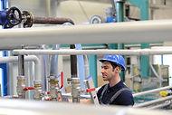 Industrie Entkalkungsanlage und Wasserenthärtungsanlage