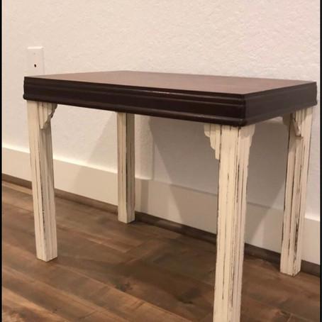 Side Table redo