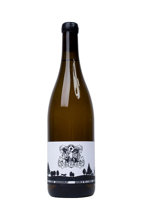 M. Obenaus - Grüner Veltliner Chardonnay Cuvée 2018