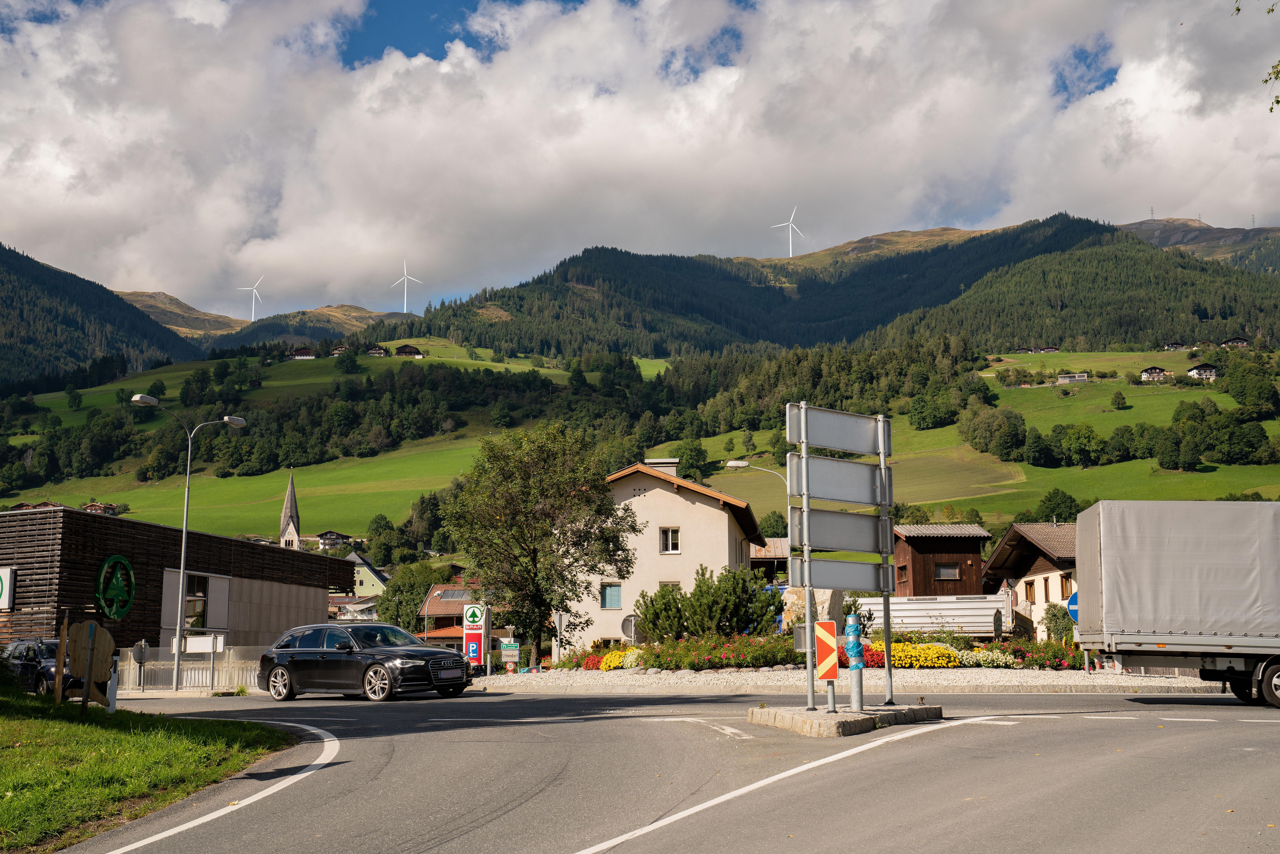 WINDPARK-Oberpinzgau