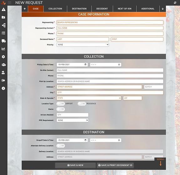 Mortrack collection screenshot