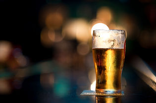 Verre de bière les Caudalies Questembert 56230