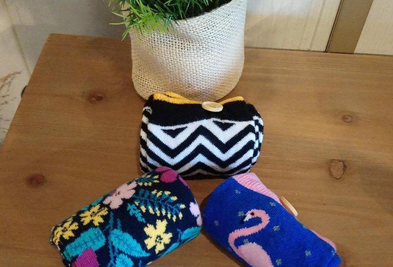 Chaussettes femme en coffret