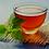Thumbnail: Liste de thés verts aromatisés bio - 100 g