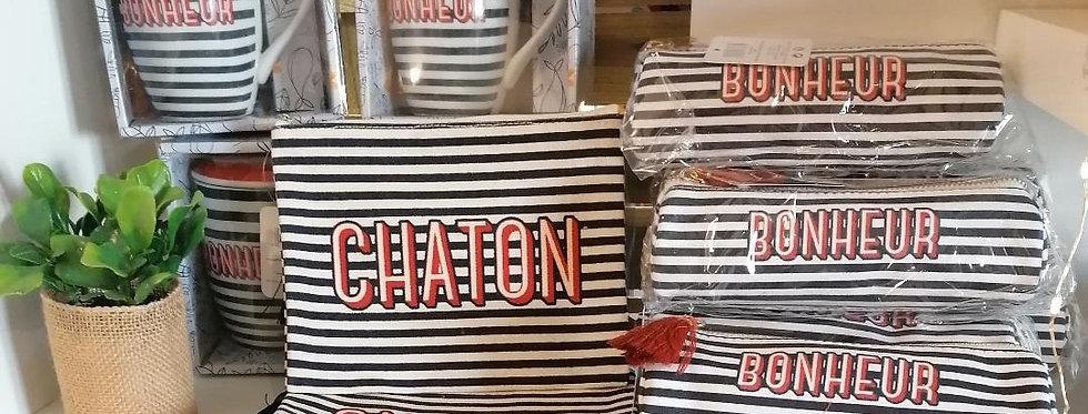 """Pochette """"Chaton"""""""