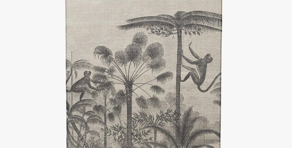 Tenture murale jungle 150x125 cm