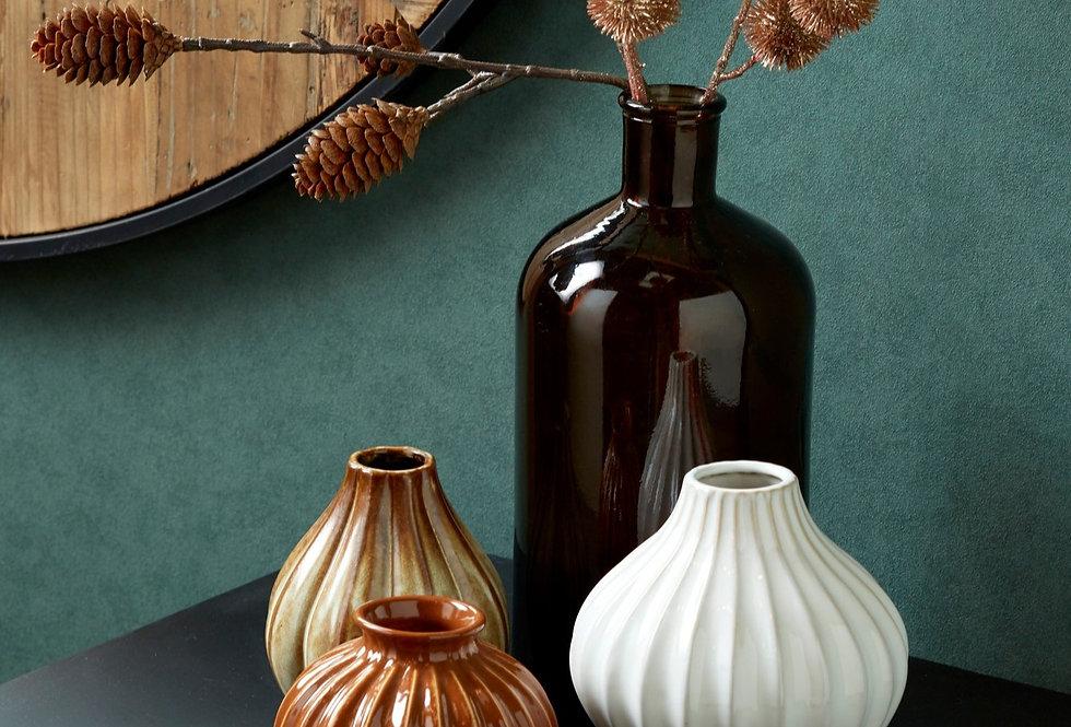 Trio de mini -vases vintage