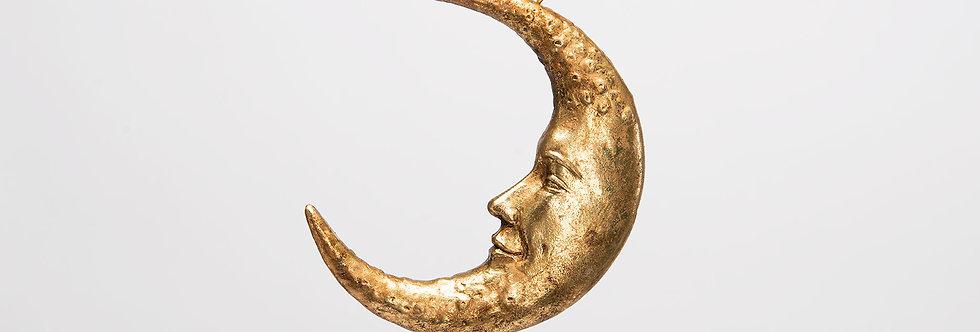 Lune à accrocher