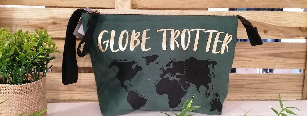 "Trousse de toilette ""globe trotter"""