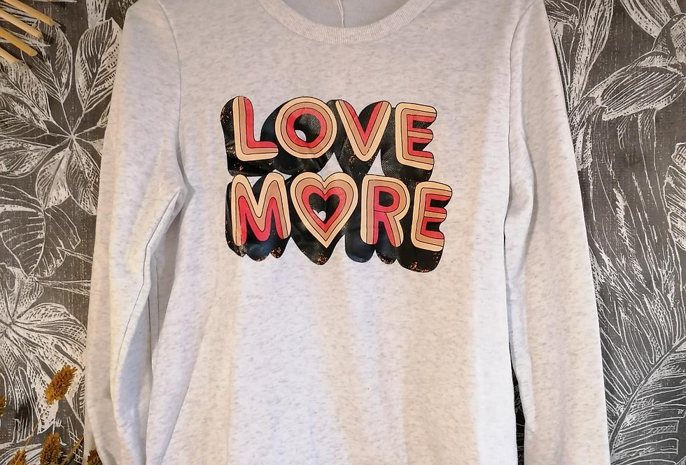 Sweat Love more