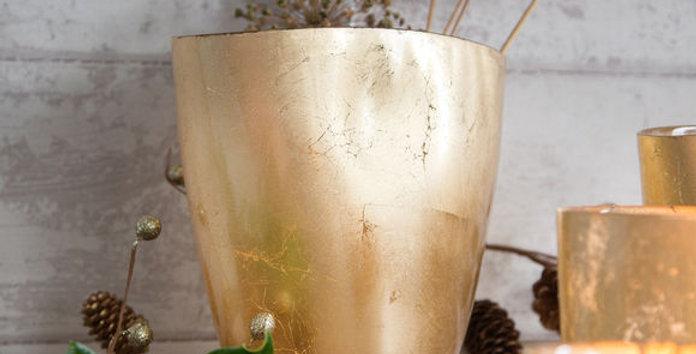 Vase doré GM