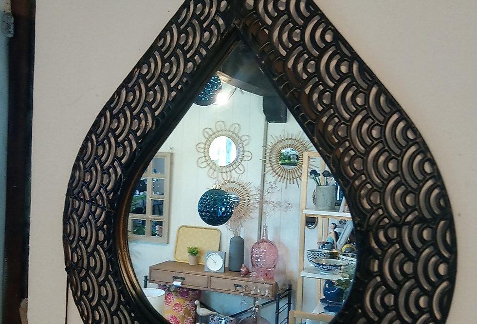 Miroir goutte
