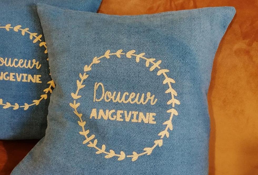 "Coussin ""Douceur angevine"""