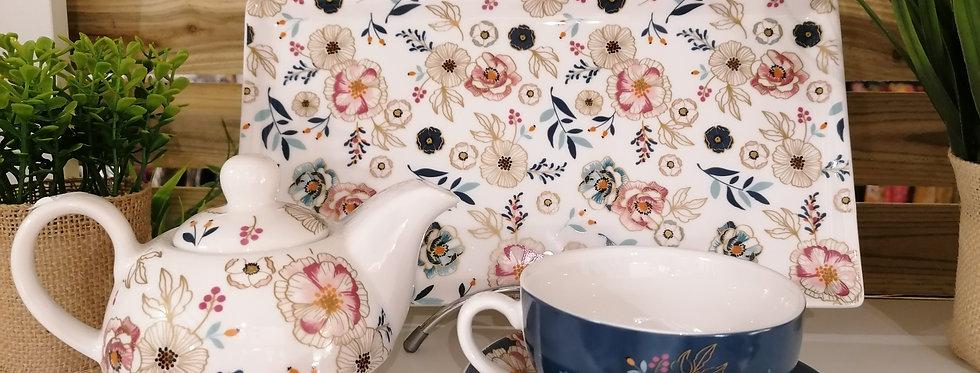 Tea for one fleurie
