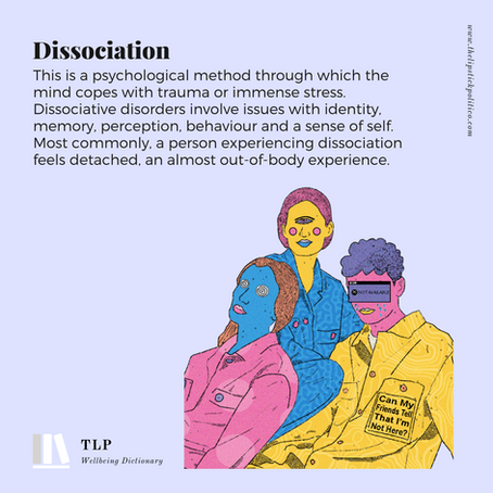 D is for Dissociation