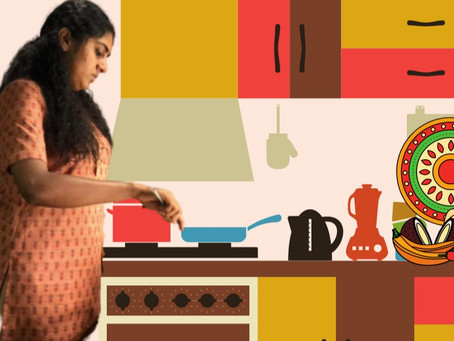 "Why Jeo Baby's ""The Great Indian Kitchen"" is a timely reminder of unequal labour structures at home"