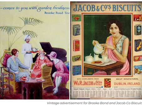 A Tetley Tale: from Colonial Machinations to Masala Chai
