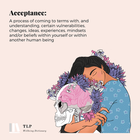 A is for Acceptance