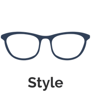 Fort Saskatchewan Premier selection of eyewear frames, Style